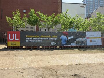 chantiers-écoles de l'université Laval